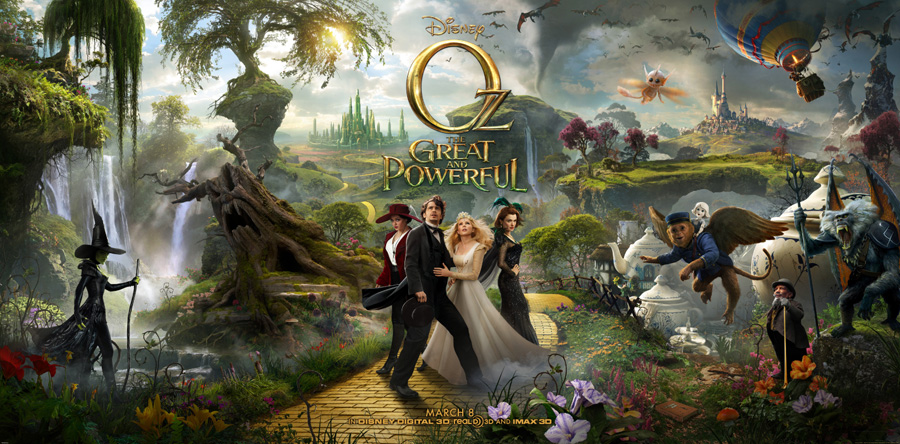 Freeform 30 Days of Disney Day 13: Disney Follows the Yellow Brick Road to Oz