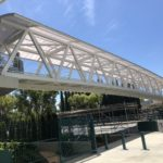 New Pedestrian Bridge Opens At Disneyland Later This Week, Providing Direct Access to Downtown Disney