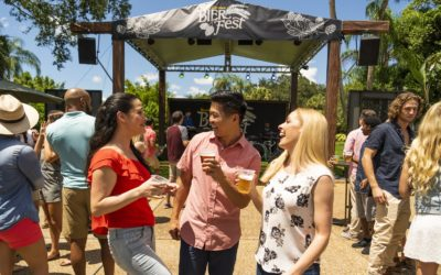 Say Goodbye to Summer During the Final Week of Busch Gardens Tampa Bay Bier Fest
