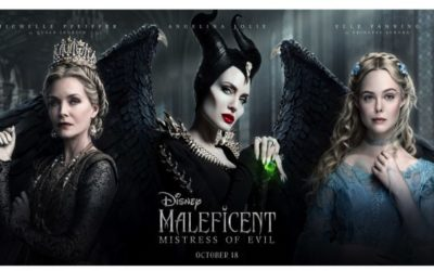 "Sneak Peek of ""Maleficent: Mistress of Evil"" Coming to Disney Parks, Disney Cruise Line"
