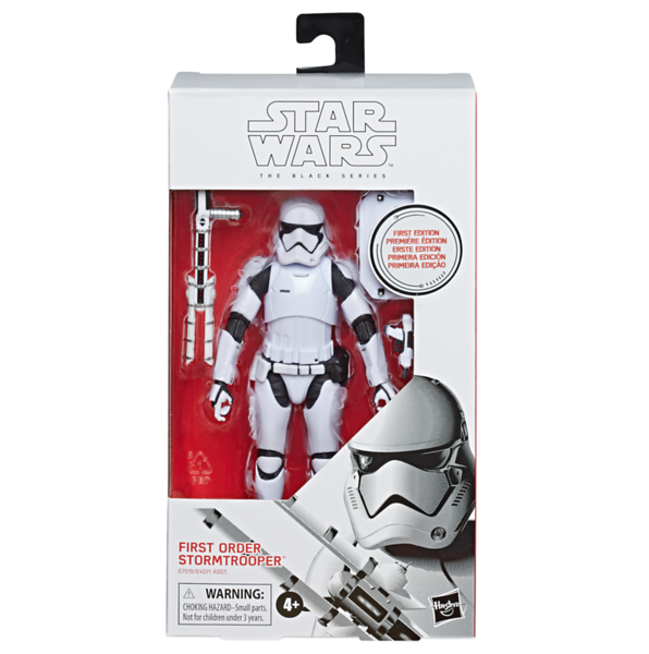 STAR WARS: THE BLACK SERIES First Edition First Order Jet Trooper - $19.99