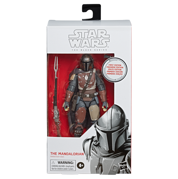 STAR WARS: THE BLACK SERIES First Edition Mandalorian - $19.99