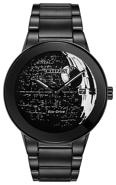 Death Star watch - $395