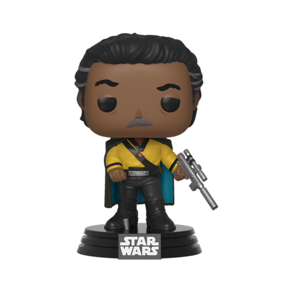 Lando Calrissian Pop! Vinyl - $9.99