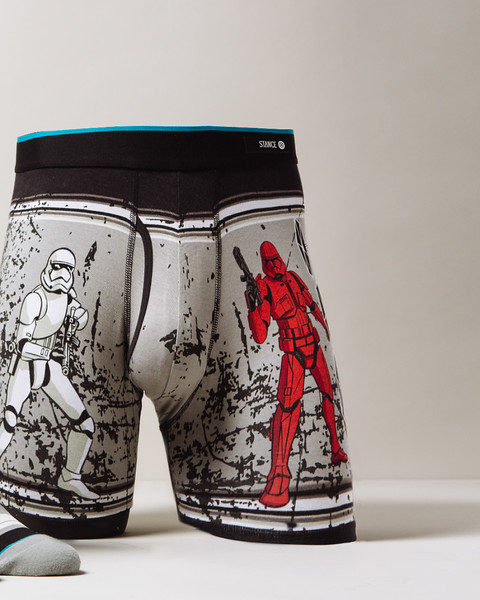 Stormtrooper Butter Blend Boxer Briefs - $34.99