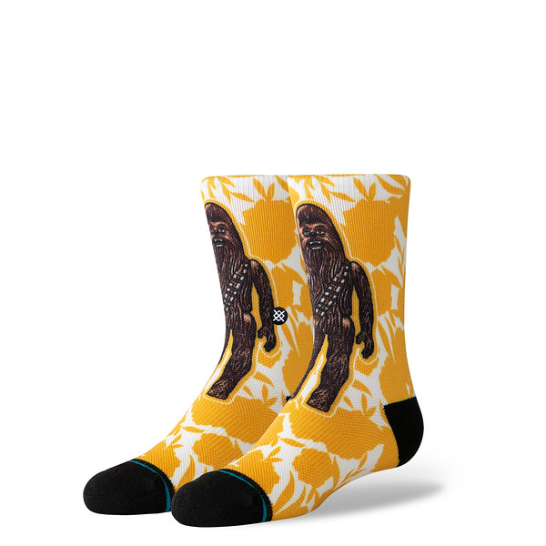 Floral Chewie Kids Socks - $14