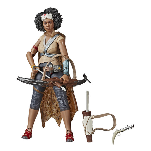STAR WARS: THE BLACK SERIES 6-INCH JANNAH Figure - $19.99