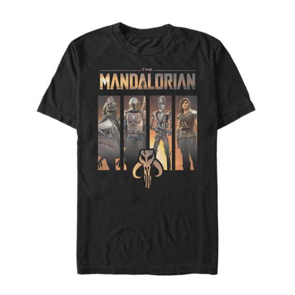 The Mandalorian T-Shirt - $22.99