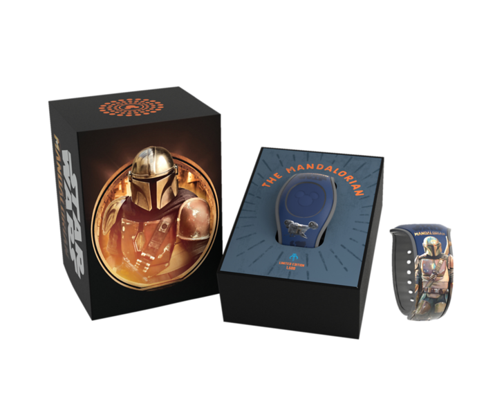 The Mandalorian MagicBand - $34.99