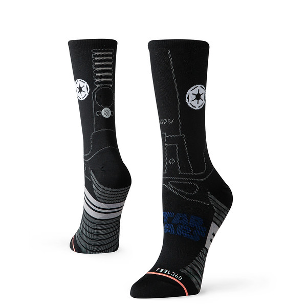Star Destroyer Crew Socks - $22