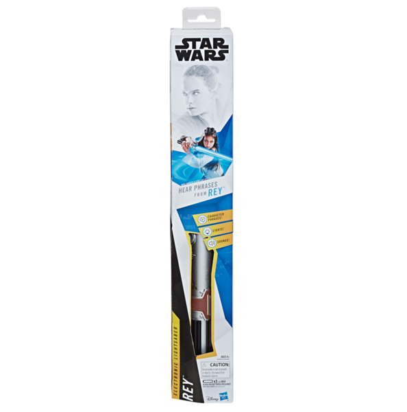 STAR WARS ELECTRONIC LEVEL 2 LIGHTSABER Assortment - $19.99