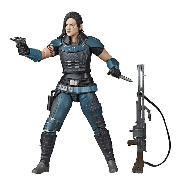 STAR WARS: THE BLACK SERIES 6-INCH CARA DUNE Figure - $19.99