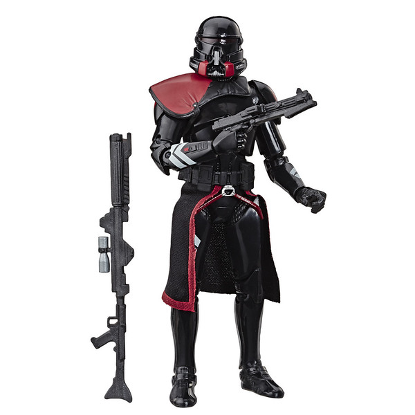 STAR WARS: THE BLACK SERIES 6-INCH PURGE STORMTROOPER Figure - $19.99