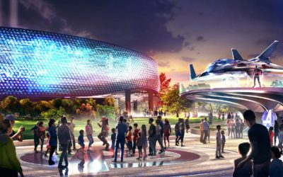 Take a New Look at Avengers Campus Coming to Disneyland Paris