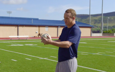 "TV Review - ""Peyton's Places: The Birth of the Ball"" on ESPN+"