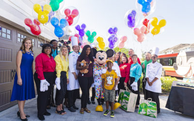Walt Disney World Doesn't Let Boy's Selfless Act Go Unnoticed, Grants Him Surprise Trip