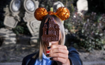 Attraction Shaped Cakes Coming Exclusively to Disney Paris Halloween Parties