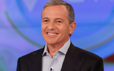 "Bob Iger Named ""Most Powerful Person In Entertainment,"" With Marvel's Kevin Feige at Number Five"