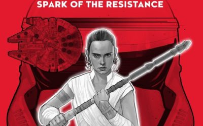 "Book Review - ""Star Wars: Spark of the Resistance"""