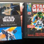 "Book Review: ""Star Wars: The Concept Art of Ralph McQuarrie"" and ""The Complete Marvel Comics Covers"""