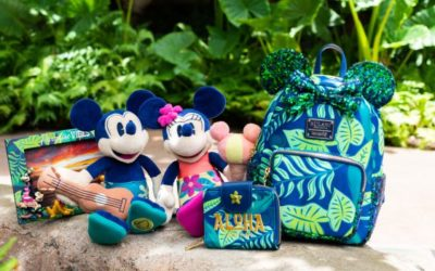 Brand New Aulani Merchandise and Apparel Collection Now Available