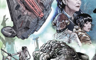"Comic Review - ""Star Wars: Allegiance"" #1"