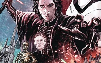 "Comic Review - ""Star Wars: Allegiance"" #2"