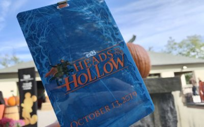 D23 Heads to the Hollow for Haunting Halloween Event