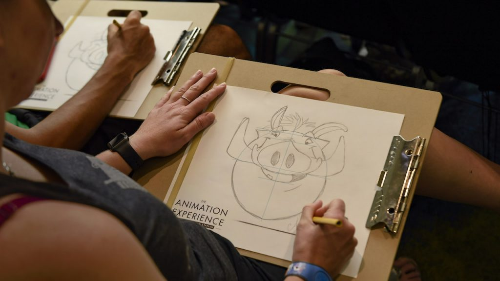 The Animation Experience at Conservation Station at Disney's Animal Kingdom