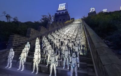 """Disney Partners with Tencent to Release Translated """"Star Wars"""" Novels to Chinese Readers"""