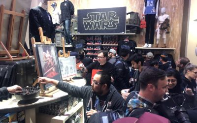 "Disneyland Botches Triple Force Friday, Doesn't Stock Most Highly Sought-After ""Star Wars"" Merch"