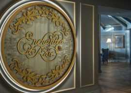 Enchanted Rose Lounge at Disney's Grand Floridian Resort & Spa Now Open