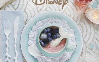 """Book Review: """"Entertaining with Disney: Exceptional Events from Mickey Mouse to Moana"""" by Amy Croushorn"""