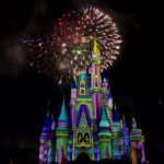 Get a Sneak Peek at Minnie's Wonderful Christmastime Fireworks
