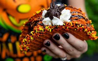 Get Ready for Halloween with Spooky New Offerings at the Disney Springs Food Trucks