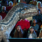 Jurassic World Arena Tour: The Experience Is Alive!