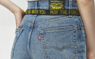 Levi's Joins Forces With Star Wars To Create Special Edition Star Wars Collection