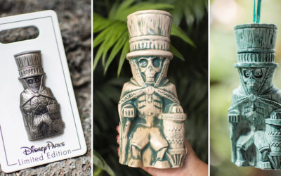 Limited Edition Hatbox Ghost Tiki Mug and Collectibles Coming to Disneyland and Walt Disney World