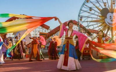 Lunar New Year, Food & Wine Festivals Returning to Disneyland Resort in Early 2020