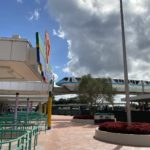 Magic Kingdom Photo Update: TRON Lightcycle Run Outdoor Track, Mickey's Star Trader Refresh, and More