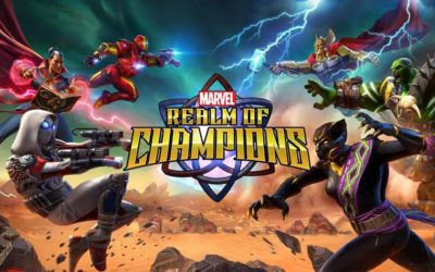 Marvel and Kabam Announce Marvel Realm of Champions Mobile Game