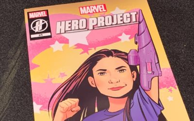 Marvel Hero Project: New York Comic-Con Panel Recap and Episode Review