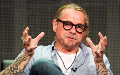 """Mayans M.C."" Showrunner Kurt Sutter Fired from Show"