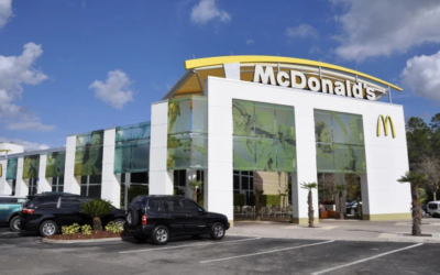 McDonald's Near All Star Resorts and Disney's Animal Kingdom to Undergo Extensive Remodeling