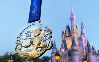 Medals Revealed for the 2020 Disney Princess Half Marathon Weekend