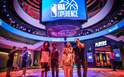 NBA Stars Brook and Robin Lopez Coming to The NBA Experience at Disney Springs for Halloween