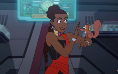 """New Animated Special """"Marvel Rising: Operation Shuri"""" Premieres Today"""
