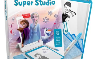 Osmo Debuts the Super Studio Disney Frozen 2 Set