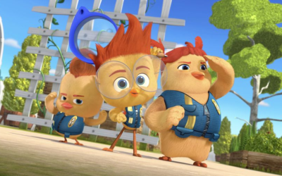 """Production Has Begun on Disney Junior's 'The Chicken Squad"""""""