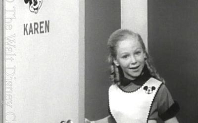Remembering Mouseketeer Karen Pendleton